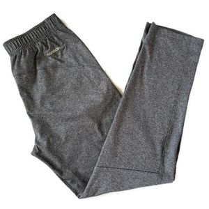 Karbon men's athletic activewear pants gray small